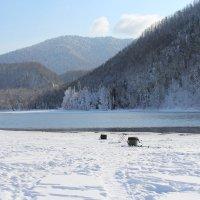Зима.... :: Татьяна Грошева