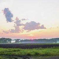 Минута восхода. :: юрий Амосов