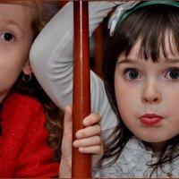 Детки в клетке :: Константин Нусенко