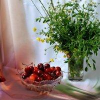 Скромное очарование лета :: Наталия Лыкова