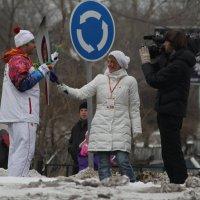 Олимпийский ФАКЕЛ :: JT --------      SHULGA  Alexei