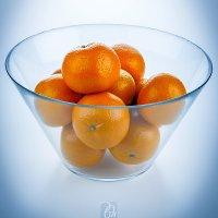 «Чаша с апельсинами» :: Елена Ташбулатова (Yougen)