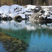 Голубые озера Алтая. :: Татьяна Грошева