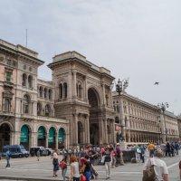 В Милане :: Сергей Шруба