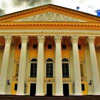 Театр в Рязани :: Вадим Виловатый
