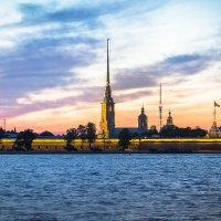Петропавловская крепость :: Сергей Залаутдинов