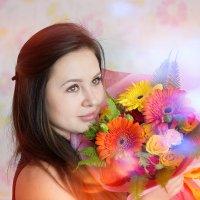 Девушка :: Анастасия Щецко