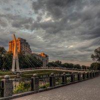 На закате :: Владимир Костылев