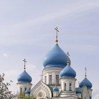 Иверский собор Николо-Перервенского монастыря :: Сергей Антонов