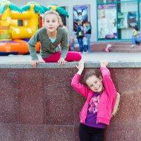 в Буче на центральной площади :: Светлана Лагутина