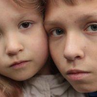 Сын и дочь.... :: Светлана