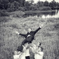 Свадьба 2013 :: Иван Марусев