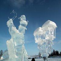 "Скульптура ""Трубочист"" :: Дмитрий Ерохин"