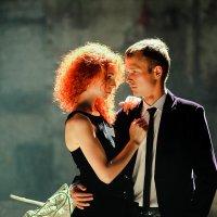 Лена и Дима :: Анастасия Чапракова