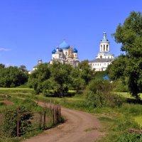 Свято-Боголюбский монастырь :: Владимир Клюев