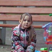Куда уходит детство? :: Тата Казакова