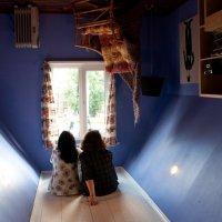 В перевернутом домике :: marmorozov Морозова