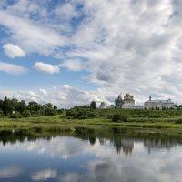 Река Москва под Можайском :: Николай
