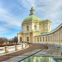 Дворец :: Сергей Григорьев