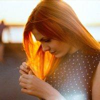 Солнце в волосах :: Богдан Перфильев