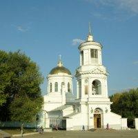 Храм :: Дмитрий Фадин