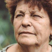 Бабушка Валя :: Алексей Бачурский