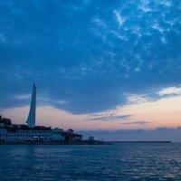 Волшебный закат :: лиля тихонова
