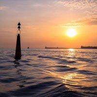 Закат :: лиля тихонова