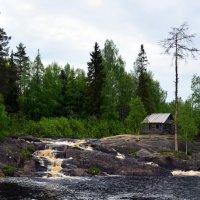 Рускеальский водопад :: Андрей Ягодко