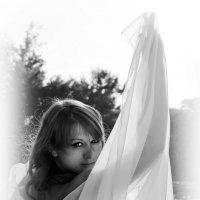 Девушка с вуалью :: Юна Кулаковская
