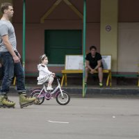 Принцесса на колесах :: Юрий Никульников