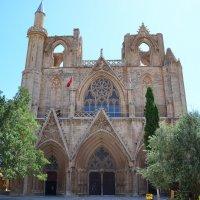Северный Кипр, Мечеть Лала Мустафа :: Михаил Кандыбин