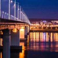 Иркутск. Новый мост. :: Екатерина Просвирнина