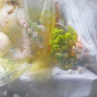 Дорогое лекарство - нежность :: Aioneza (Алена) Московская