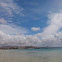 Море и небо :: Ольга Богачёва
