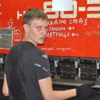 Гибка - дело не легкое... :: Антон Бояркеев