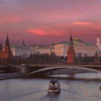 Вечер ноября :: Марина Орлова