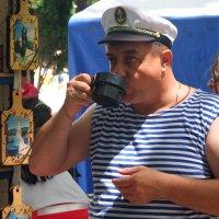 Капитан на берегу :: Елена Левковская