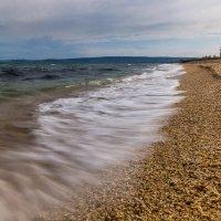 Золотой пляж :: Александр Хорошилов
