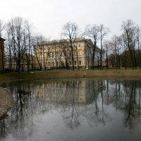 Весна в Михайловском саду. :: Валентина Жукова