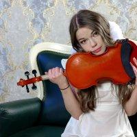 Урок музыки :: михаил кибирев