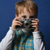 юный фотограф :: Анна Кравченко