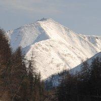 Заход в горы :: Максим Зайцев