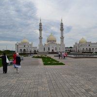 Белая мечеть (Булгары) :: Марина Титова