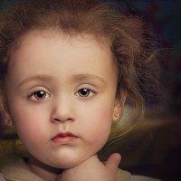 Девочка :: Denis Tolimbo Volkov