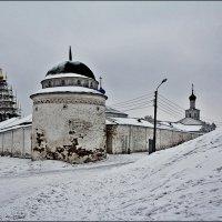 стены древней Рязани :: Дмитрий Анцыферов
