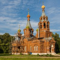 Церковь Рождества Христова. Гололобово. :: Igor Yakovlev