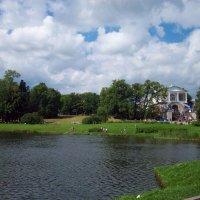 Старинный пруд. :: Жанна Викторовна