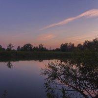 На закате :: Stan Ezersky