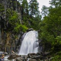 водопад Корбу :: Александр Баранов